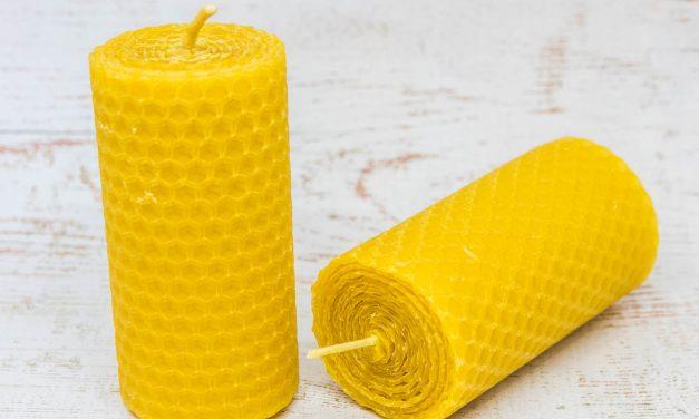 Bougies en cire d'abeille : le choix idéal pour les amateurs de bougies écologiques et naturelles